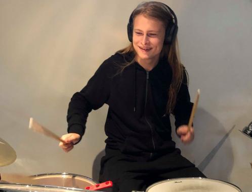 Why do musician's use earplugs?